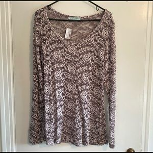 Maurices Lace top - new!